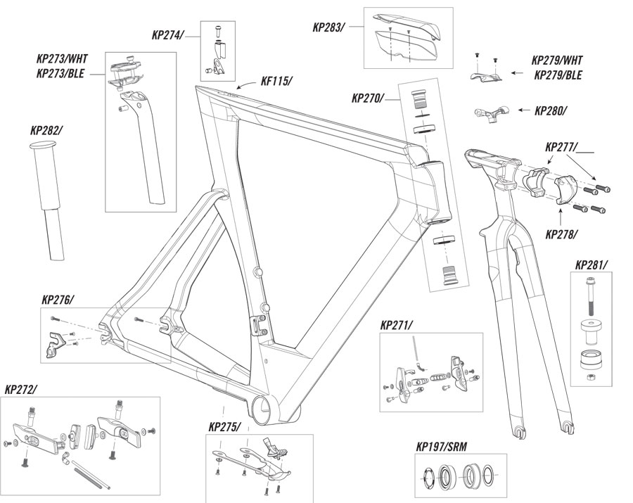 cannondale slice rs  2013  parts list and exploded diagram   cannondalespares com