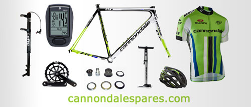 CannondaleSpares.com products