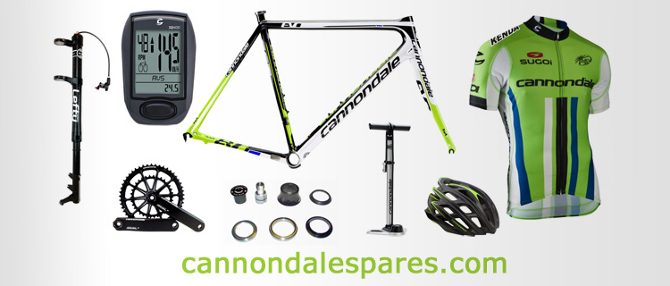 Cannondale Spares | UK-based Cannondale Experts